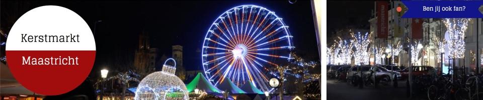 Kerstmarkt Maastricht 2017 - 2018 - Magisch Maastricht