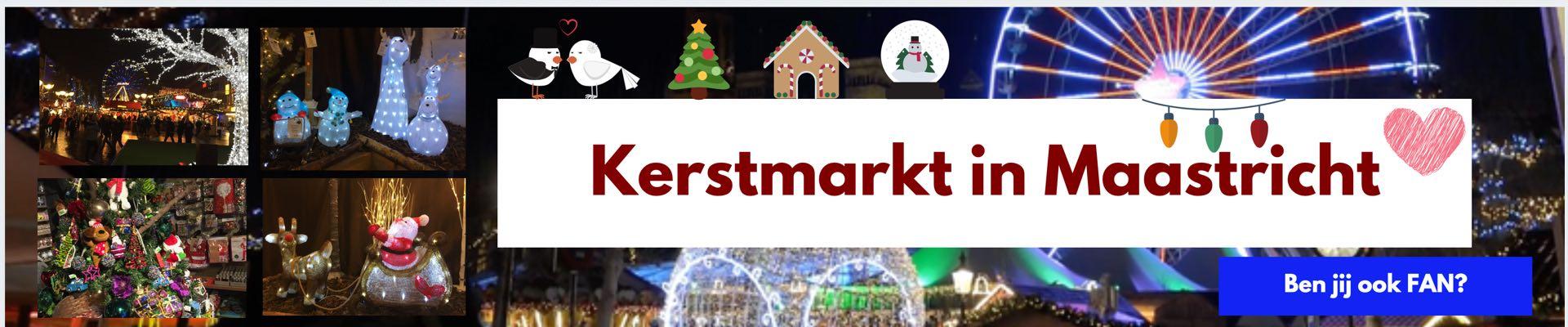 Kerstmarkt Maastricht 2019 - 2020